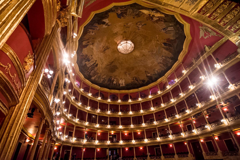 Interior del Teatro Degollado
